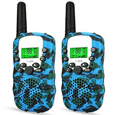 DIMY Toys for 4-5 Year Old Boys, Outdoor Walkie Talkies Kids Amazon.com: