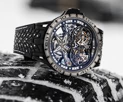 Roger Dubuis Excalibur <b>Pirelli Ice Zero</b> 2 expresses horological ...