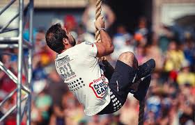rich froning rope climb 2016 crossfit games