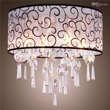 incredible stylish ceiling lights round shape elegant crystal chandelier stylish pendant light