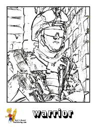 Mighty Military Coloring Page Yescoloring Free Army