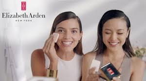 Flawless Finish Sponge On Cream Makeup Feat Calu Rivero Jen Chae Elizabeth Arden