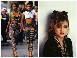 Мода века самые яркие события Конец 20 века мода 80 е годы