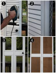louvered bifold closet doors. the hunted interior: bye louvered doors! hello paneled! bifold closet doors r