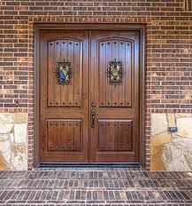 double front doors. Home / Exterior Doors Panel 2-Panel KNOTTY ALDER DOUBLE ENTRY  DOOR ARCH TOP 6ft X 8ft EX-1341 Double Front Doors E