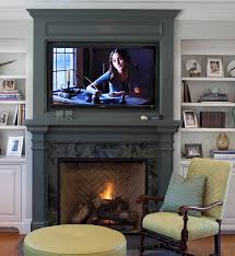 fabulous tv above fireplace too high following inexpensive article