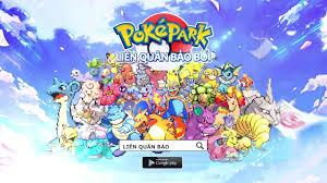 Liên Quân Bảo Bối Mobile - Game Pokemon mới về Việt Nam - YouTube