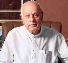 The Minister of New and Renewable Energy, Dr. Farooq Abdullah