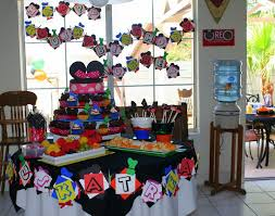 mickey mouse decorations free