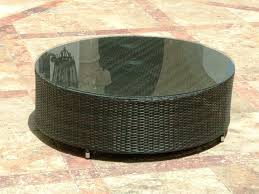 round patio coffee table best of round glass top patio table and coffee furniture coffee table round patio coffee table