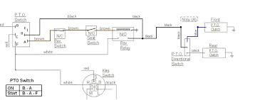 1872 pto questions only cub cadets here is a highlighted wiring diagram of the pto circuit
