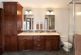 Small Picture Great Freestanding Bathroom Vanities Installing Freestanding
