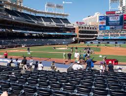 Petco Park Seating Chart Field Box Petco Park Section 109 Seat Views Seatgeek