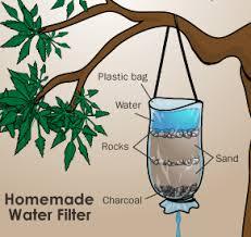 homemade survival water filter. Exellent Homemade Water Purification On Homemade Survival Water Filter E