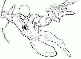 This page features the top 10 spiderman coloring pages on the internet, for colorers of all ages and skill levels. Spiderman Pic Coloring Home