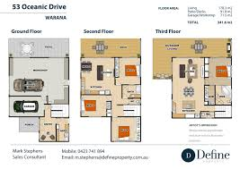 house plan 3 story open floor plans decohome one story house home plans design basics 3