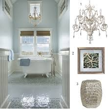 coastal style bath lighting. coastal bathroom in the style of frank roop bath lighting i