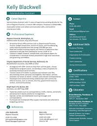 Modern Executive Resume Template Professional Resume Templates Free Microsoft Word Download