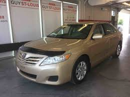 Used 2010 Toyota Camry Base in Cowanville - Used inventory ...