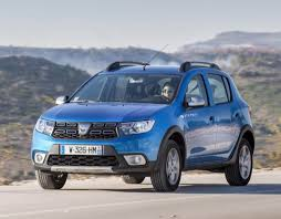 renault sandero stepway 2018. delighful 2018 the brand new dacia sandero stepway in pictures inside renault sandero stepway 2018 g