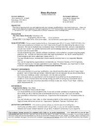 Computer Science Student Resume No Experience Why You Marianowoorg
