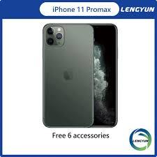 Apple iPhone 11 PRO MAX Dual SIM 64G 256G 512GB mobile (100% Original used  ) Factory unlock