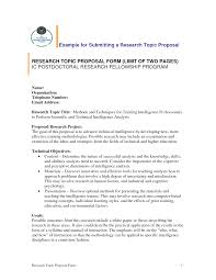 Howo Write Proposal Paper For Research Ppt In Apa Format Examples ...