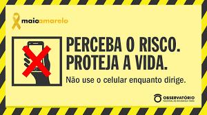 Mensagens do Maio Amarelo precisam chegar aos milhares de motoristas que  trabalham nas estradas do país | SEGS - Portal Nacional de Seguros, Saúde,  Info, Ti, Educação