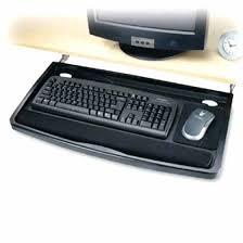 desk wood keyboard trays under desk keyboard mount under desk images corner keyboard trays under