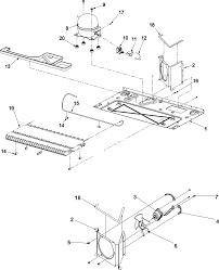 Perfect amana refrigerator parts diagram amana refrigerator parts diagram 2278 x 2810 · 60 kb ·
