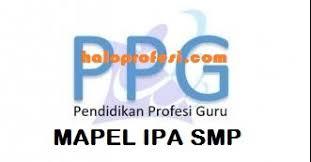 Mengisi formulir pendaftaran ppg 2019. Soal Dan Kunci Jawaban Persiapan Up Ppg Pretest Ukg Mapel Ipa Smp Haloprofesi