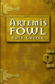 artemis fowl novel