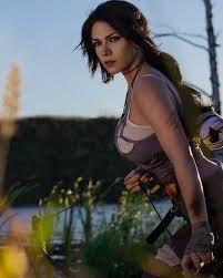 Irene Meier cosplaying as Lara Croft (Tomb Raider) - Imgur | Tomb ...