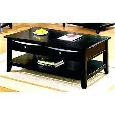 espresso finish square coffee table s o