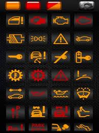Bmw Dashboard Warning Lights Chart Bmw Warning Lights Chart Audi A4 Brake Light Switch