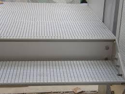 Progettazione Scale Antincendio : Scala antincendio in alluminio con struttura autoportante
