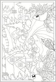 Small Picture 497 best Coloring Pages for Adults images on Pinterest Coloring