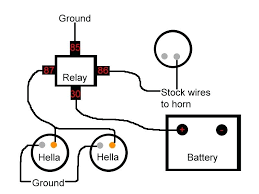 horn wiring diagram relay latest wiring diagram for horn relay horn wiring diagram relay used arrives car horn wiring diagram components chrome reduce transfer between horn wiring diagram