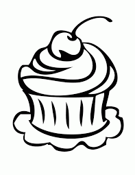 Small Picture Free Printable Cupcake Coloring Pages H M Coloring Pages