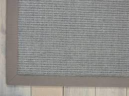 nourison michael amini ma70 brilliance silver grey runner rug