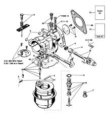 Zenith 13262 carburetor kit manual and parts on john deere air filter diagram for zenith