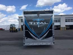used 2018 sierra toy hauler with living quarters model 80238thlq