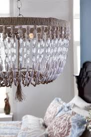 beaded lighting. ro sham beaux malibu stoney bead chandelier beach decor coastal home nautical tropical island u0026 cottage furnishings beaded lighting e