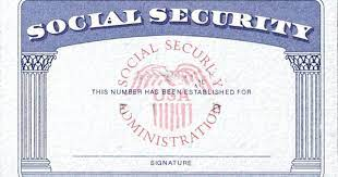 We did not find results for: How To Get A Replacement Social Security Card