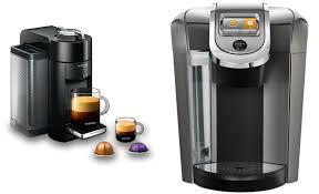 Nespresso Vs Keurig Comparison Which Brewer Is Best The Kitchen