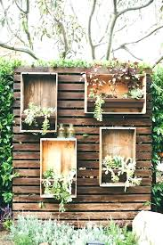 patio wall decor ideas outdoor home design hangings images garden decorations com pallet chair 2 outside patio wall decor
