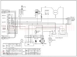 110cc atv wiring diagram carlplant taotao 125 atv wiring diagram at Buyang 110cc Atv Wiring Diagram