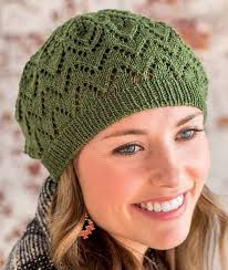 Beret Knitting Pattern