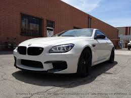 Coupe Series bmw m6 2014 : 2014 BMW M6 by DBX – Brand New Gloss Carbon Wrap - Diamond Black ...