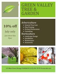 Sample Flyers For Landscaping Business 30 Free Lawn Care Flyer Templates Lawn Mower Flyers